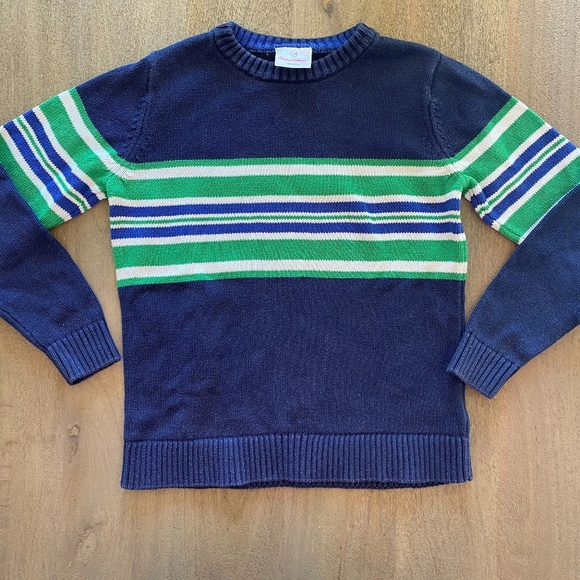Hanna Andersson Crew Sweater Size 12 -D3